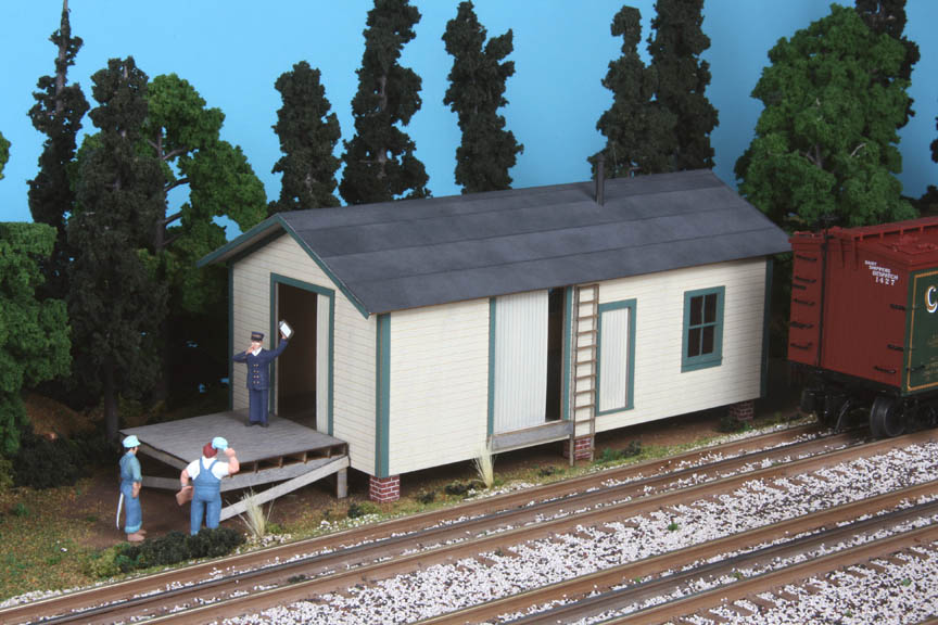 O Scale Structure Kits