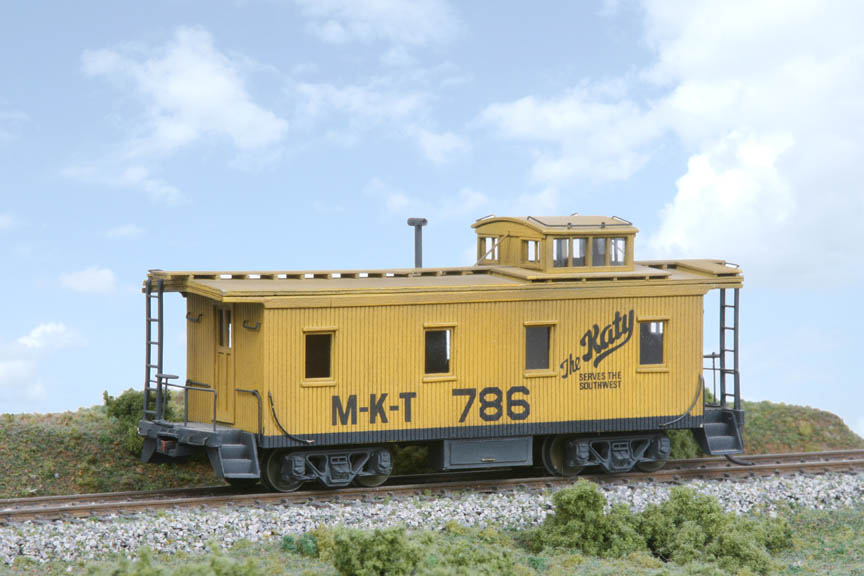KRHS / M-K-T Rolling Stock / Caboose